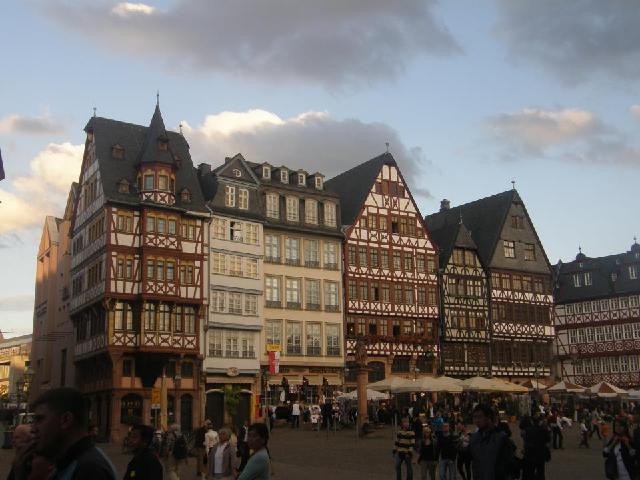 Roman Town, Frankfurt, Germany