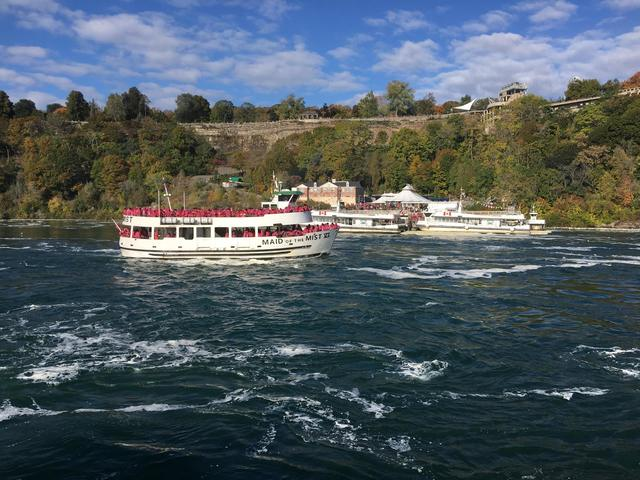 Maid of the Mist ferry