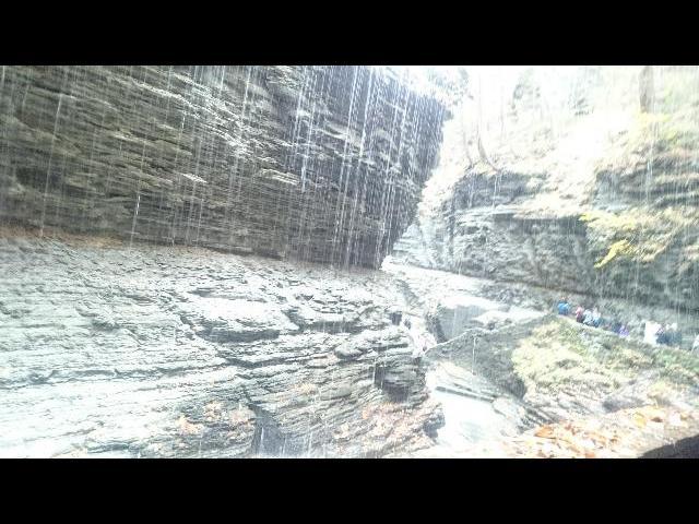 Watkins Glenn Park Falls