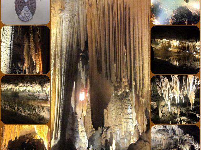 Luray Caverns, Luray, VA.