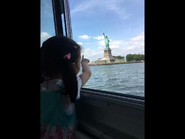 自由女神游船