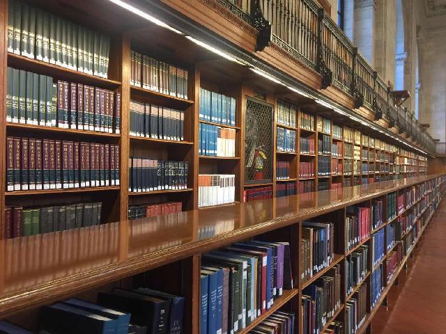 纽约图书馆