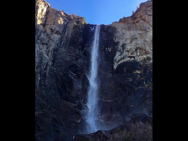 Bridalveil Fall, Yosemite Valley