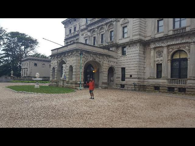 Vanderbilt's house