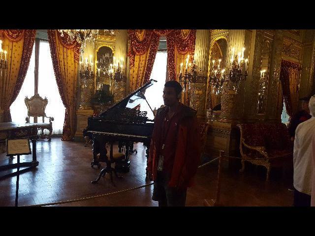 Vanderbilt's piano