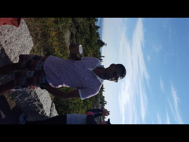Chillin in Cadillac Mountain