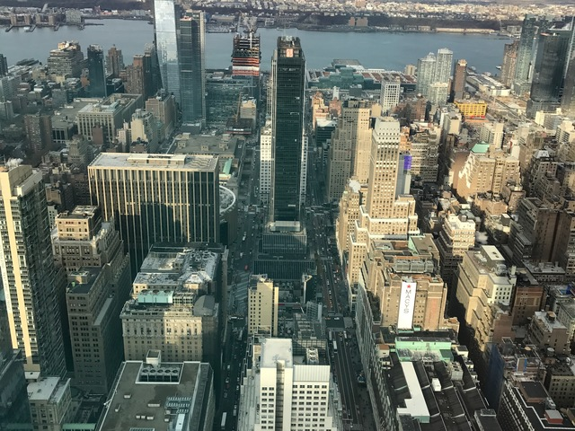 Empire State Building (86th floor)