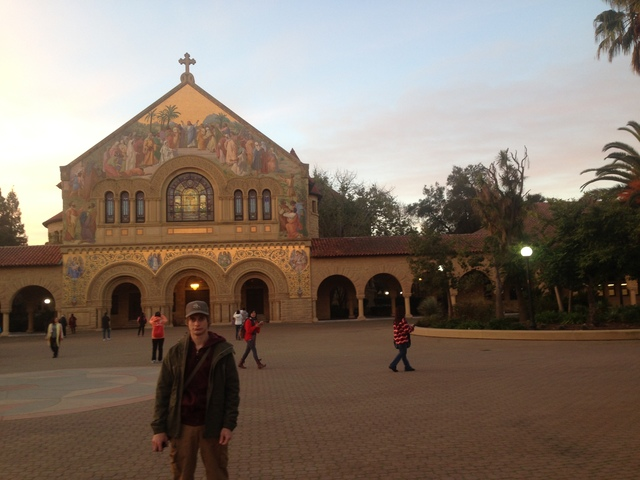 Stanford,  dawn