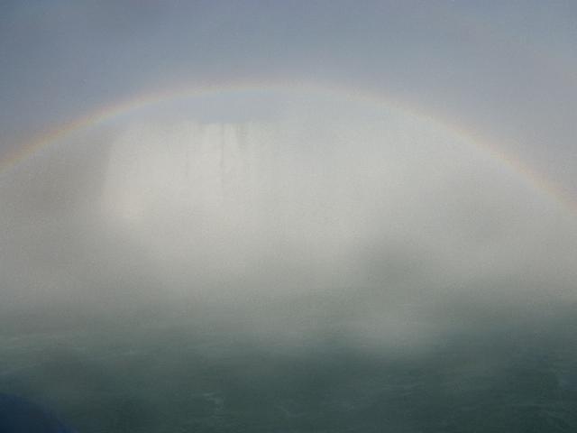 Rainbow view