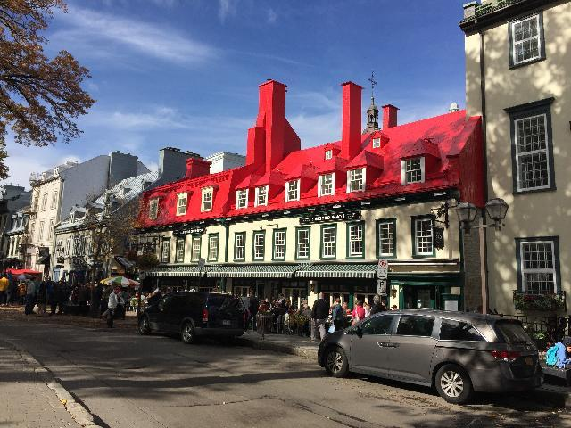 Restaurant 1640, Quebec