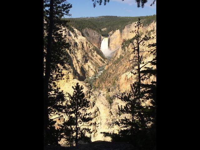 Yellostone Canyon