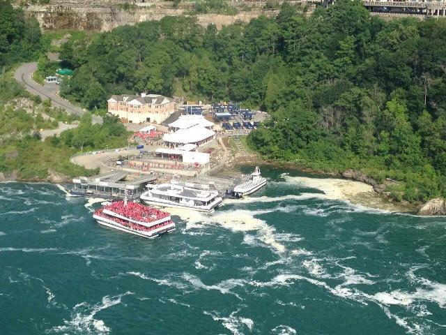 Maid of the Mist Marina