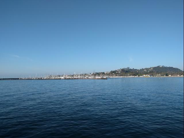 Santa Barbara Fisherman's Wharf