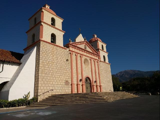 Santa Barbara Old Mission