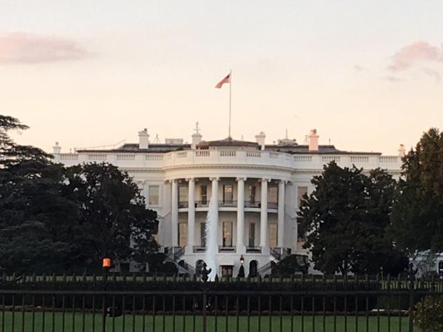White House (South Lawn)