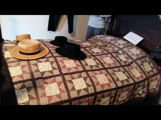 Boy's room- Amish Farm House