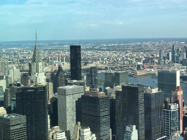 Empire State Building Observatory Floor 86