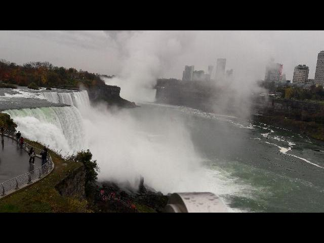 Niagara fall at Morning