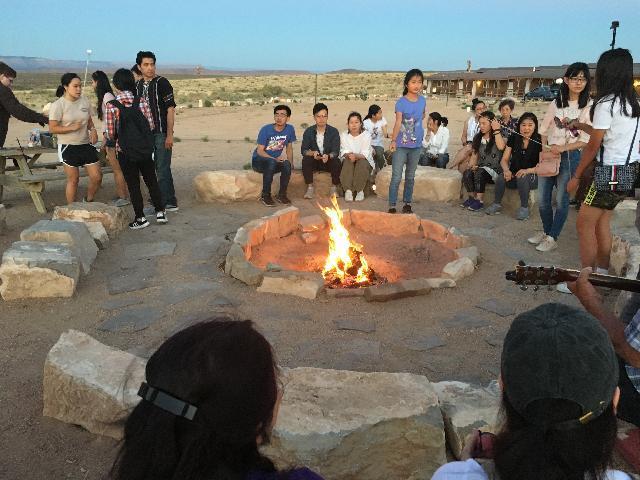 Campfire Hualapai Ranch