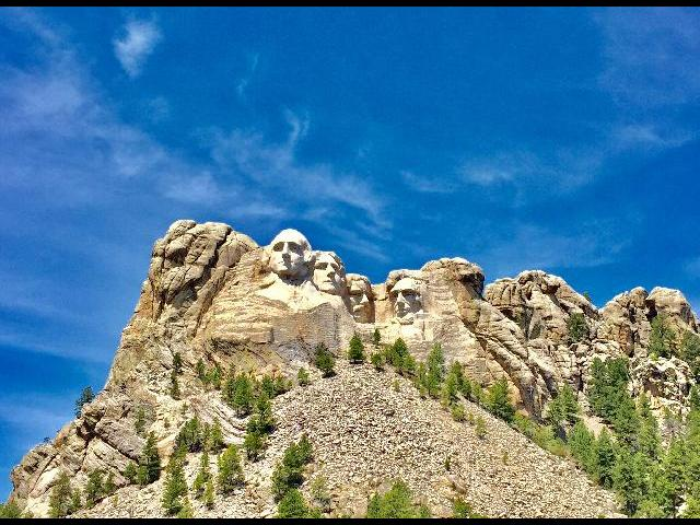 Incredible Mount Rushmore