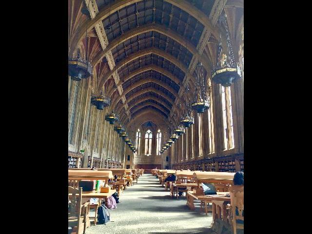 Part of movie Harry Potter filmed here