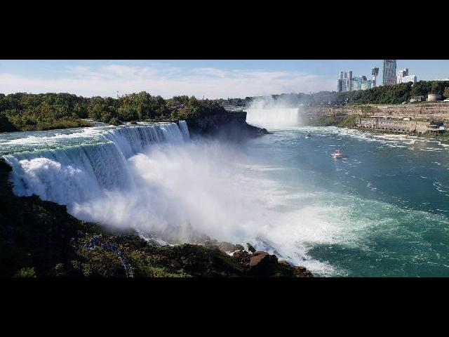 Amazing Niagara Waterfalls. This beauty cannot be captured by any camera.