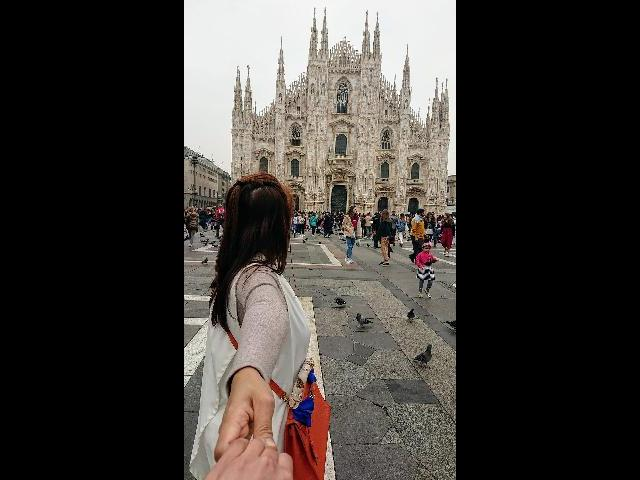 had a blast in Milan. the tour was great