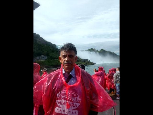 Niagara Falls -'Maid of the Mist'