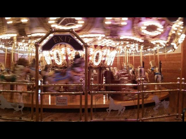 Carousel for kids