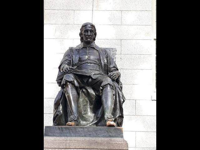 John Harvard at Harvard University
