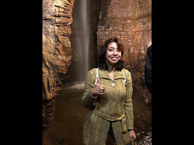 @Secret Canerns : underworld water falls