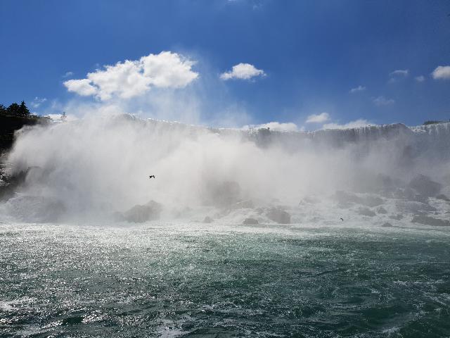 Niagara falls Maid of Mist