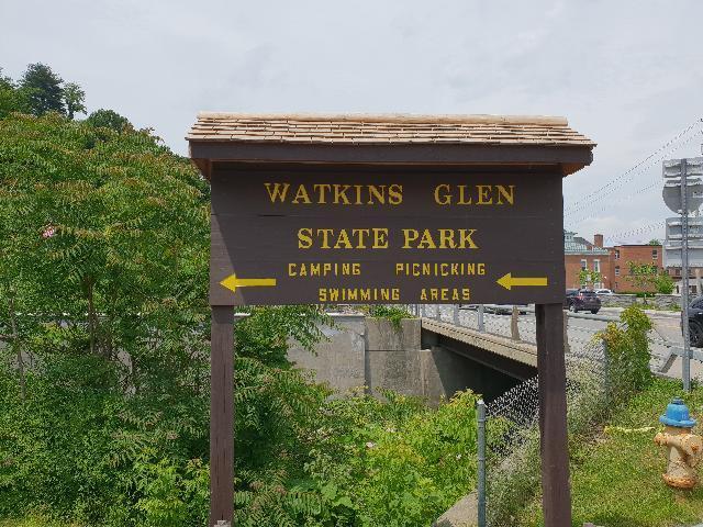 Wetkins Glen state park