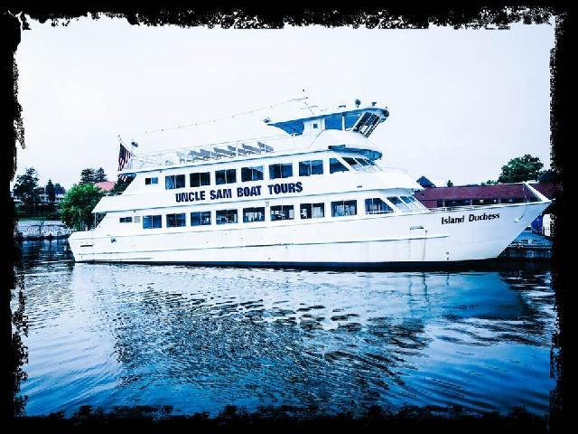 Thousand Islands cruise