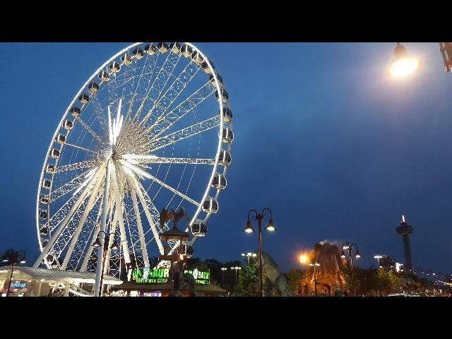 special attractions at Niagara Falls