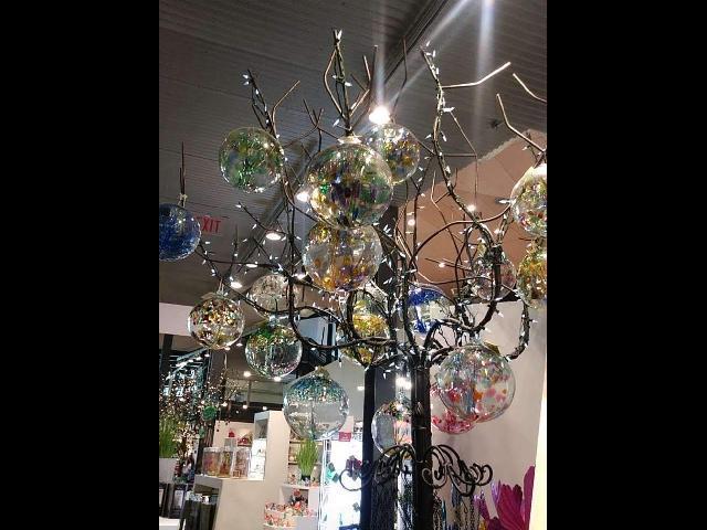 Corning Museum of Glass - museum store