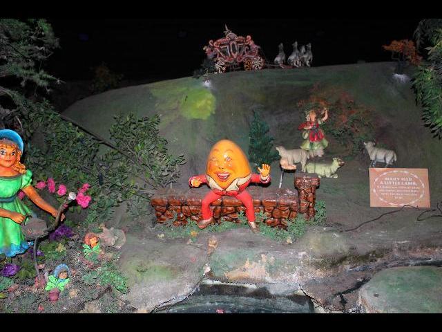 Fairytale Cavern, Rock city