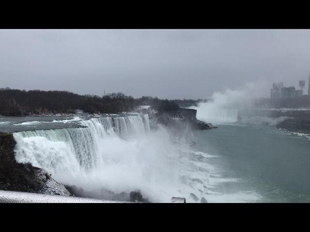 Niagara Falls day time
