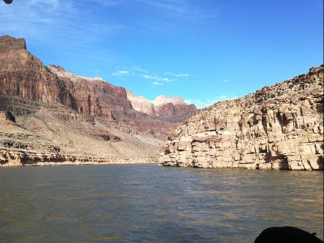 Canyon Boat Ride