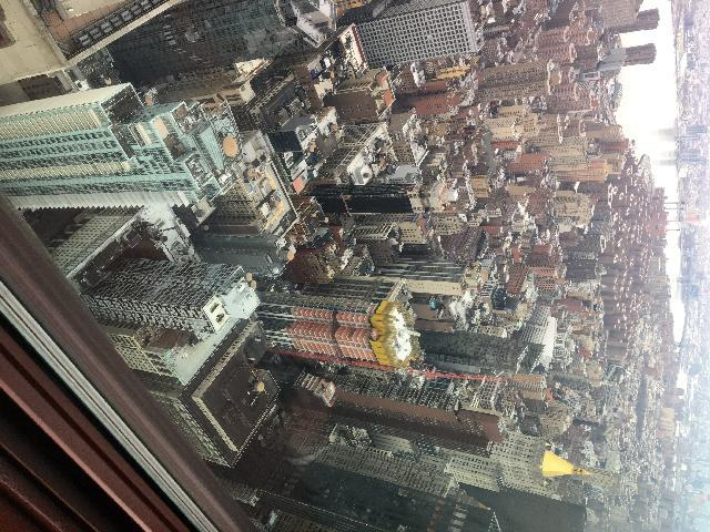 Empire State top floor View