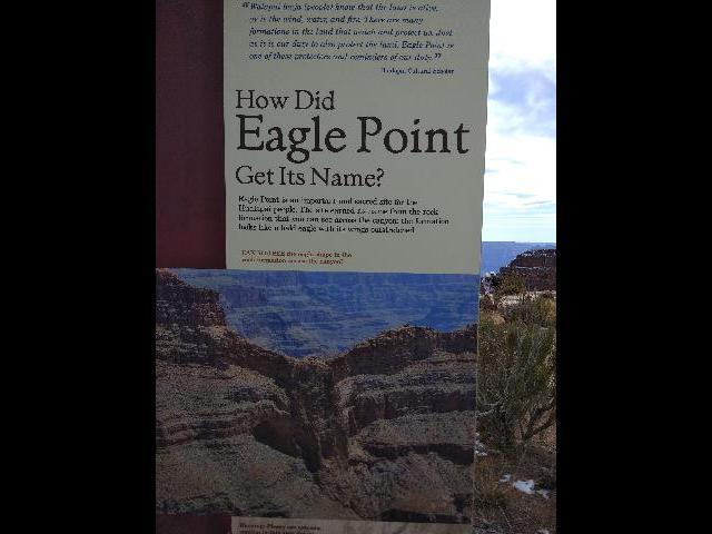 Nevada Eagle point