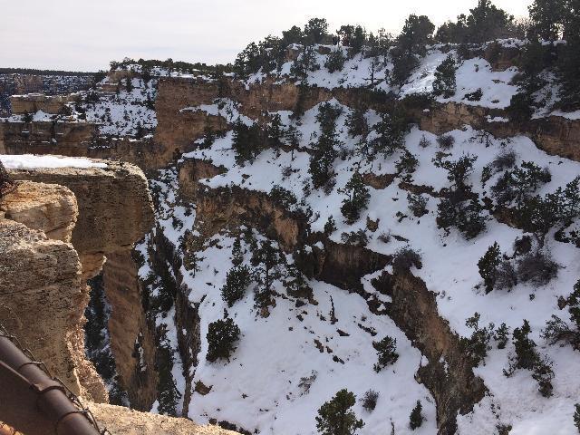 Grand canyon southern rim