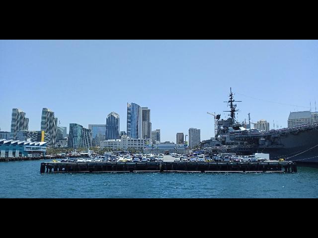 Hornblower Harbor Cruise, San Diego