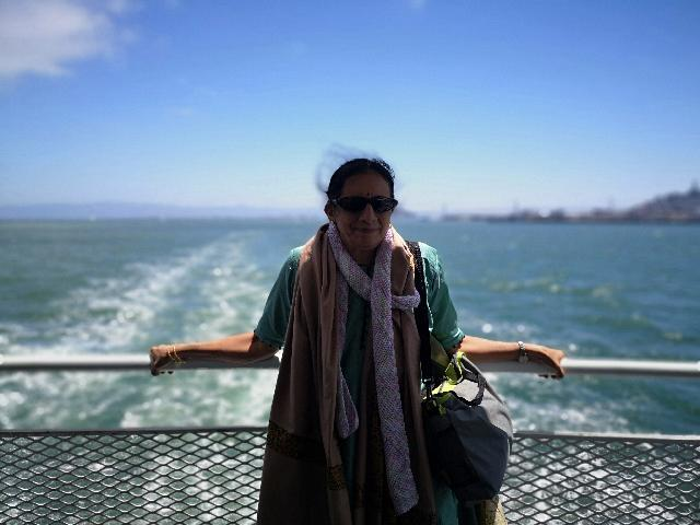 San Fransisco Bay cruise