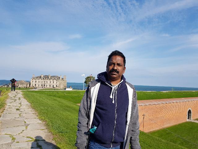 French fort at Nayagra