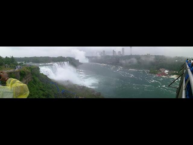 Panaroma Niagara