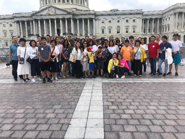 Group Tour! U.S Capitol