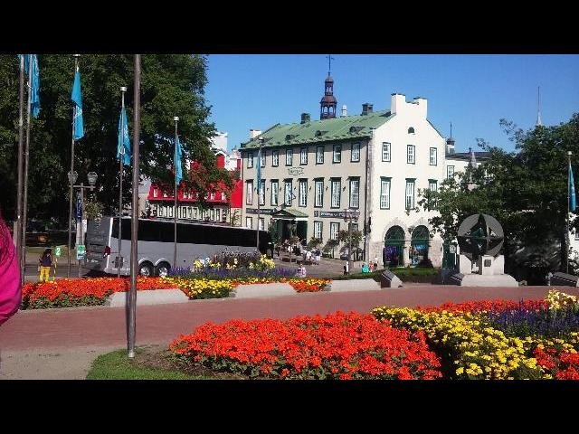 Tour of Quebec City