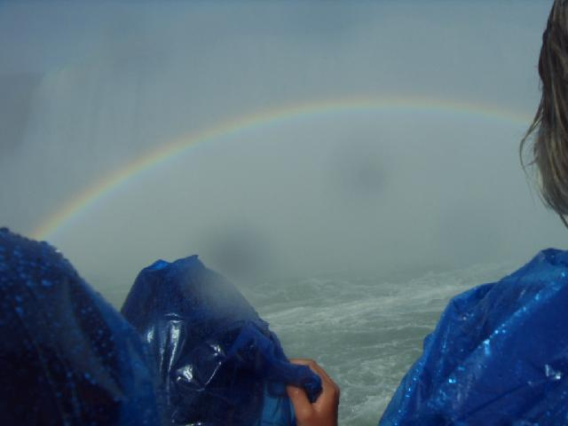 Maid of Mist, Niagara Falls 07/05/13