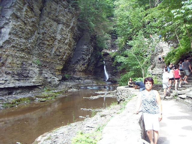 George Trail, Watkins Glen Park 07/06/13
